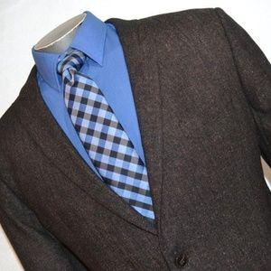 9554 Mens Calvin Klein Blazer Jacket 46 Reg Slim